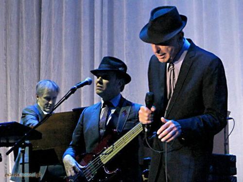 Neil Larsen, Roscoe Beck, Leonard Cohen