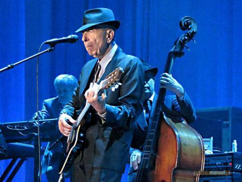 Neil Larsen, Leonard Cohen, Roscoe Beck