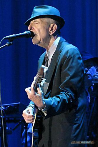 Leonard Cohen, Roscoe Beck