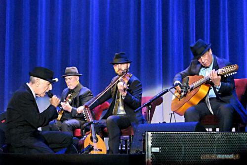 Leonard Cohen, Mitch Watkins, Aleksandru Bublitchi, Javier Mas