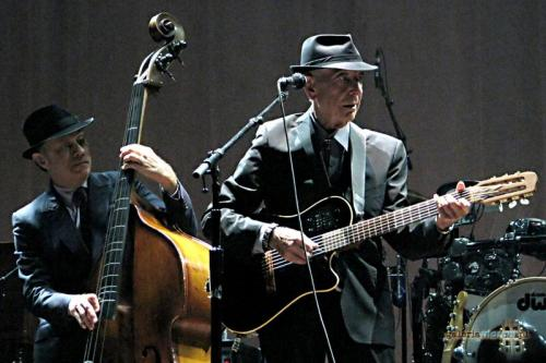 Roscoe Beck, Leonard Cohen