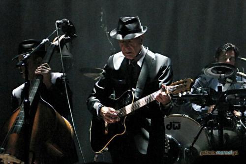 Roscoe Beck, Leonard Cohen, Rafael Gayol
